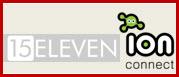 15 eleven ion logo