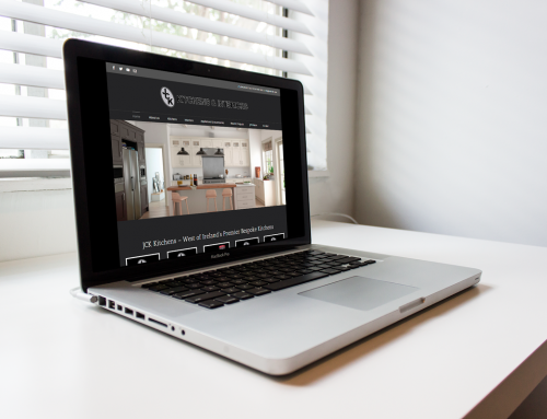 Site launch! JCK Kitchens and Interiors