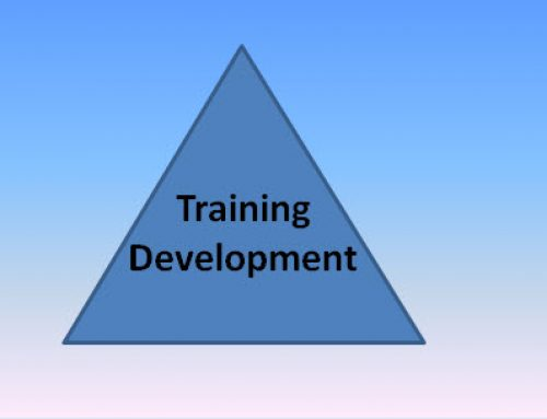 "Training and Development – ""An Investment not a Cost"""