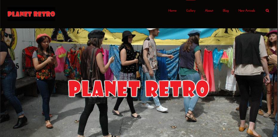 Banner for 15Eleven post - planet retro