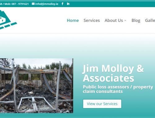 New Website for Jim Molloy & Associates