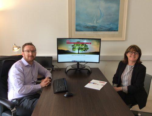 Bruen Financial's New Website